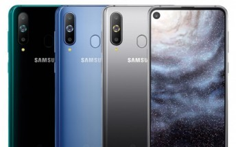 Samsung Galaxy A8s might escape China soon