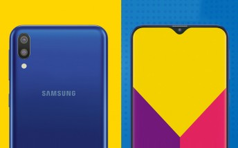 Samsung Galaxy M10 to have 6.2
