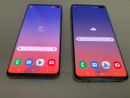 Galaxy S10 and S10+ prototypes