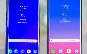 Galaxy S9 and Note9 Android Pie rollout continues with India and South Korea