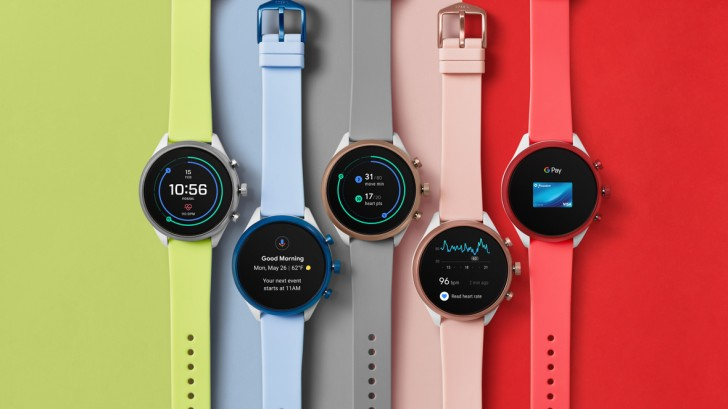 Google makes a $40 million investment into Fossil's smartwatch technology