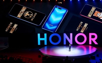 Honor V20 Moschino Edition unveiled