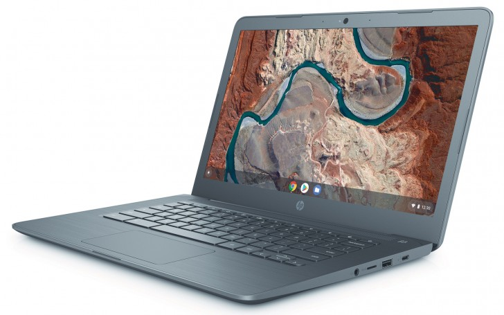 Hp Launches The First Chromebook With Amd Processor Gsmarena Com News