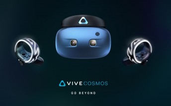 HTC announces Vive Pro Eye and Vive Cosmos VR headsets