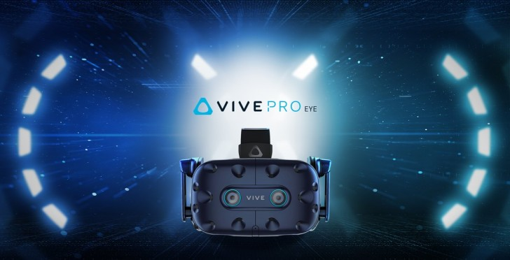 Eye-tracking Vive VR headset headlines HTC's CES 2019 showcase