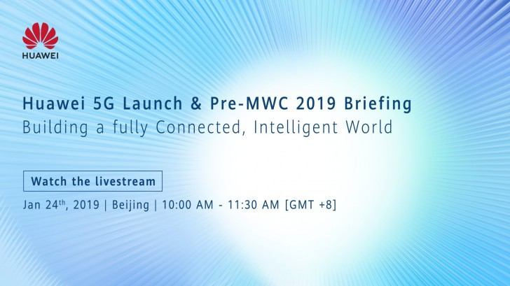 Huawei will reveal its 5G plans tomorrow - GSMArena com news