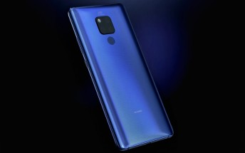 Huawei Mate 20 X in for review