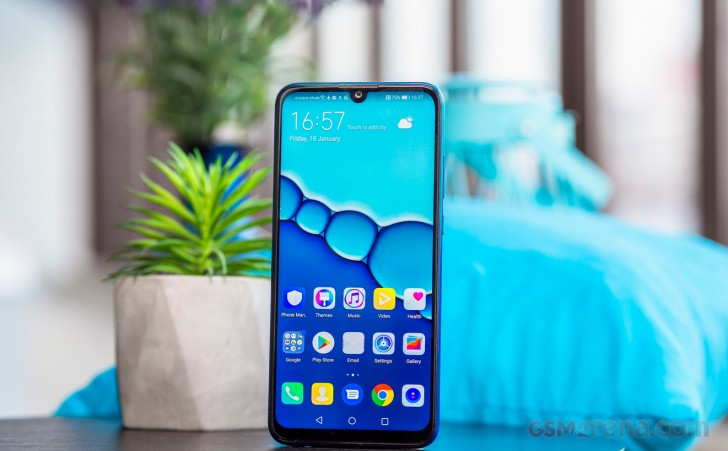 Huawei P Smart (2019) in for review - GSMArena com news