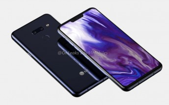LG G8 leaks in CAD-based renders and video, doesn't fold, doesn't have two screens