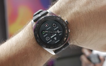 LG patents a smart watch with a camera