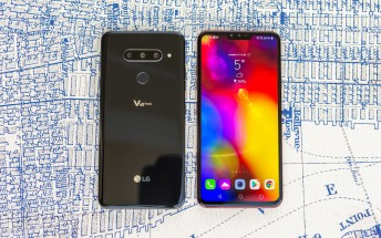 LG V40 ThinQ finally available in India
