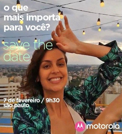 Moto G7 press invite