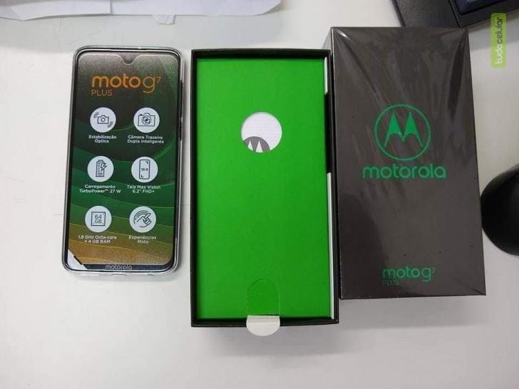 Moto G7 Plus to have 27W TurboPower charging - GSMArena com news