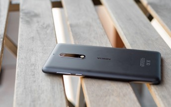 Nokia 5 receives Android 9 Pie update