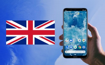 Nokia 8.1 now available in the UK