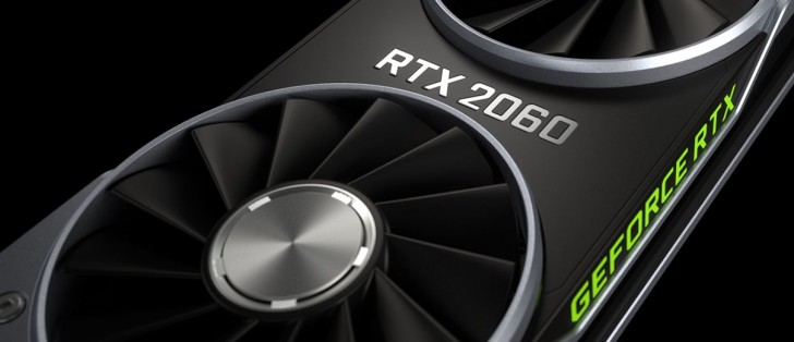 NVIDIA announces GeForce RTX 2060 along with support for
