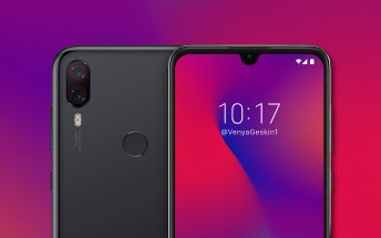 Concept render imagines Pocophone F2 with updated Xiaomi stylings