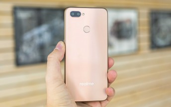 Realme has already moved 4 million smartphones