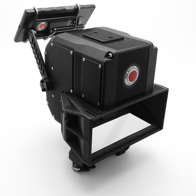 Lithium 3D camera add-on for the RED Hydrogen One