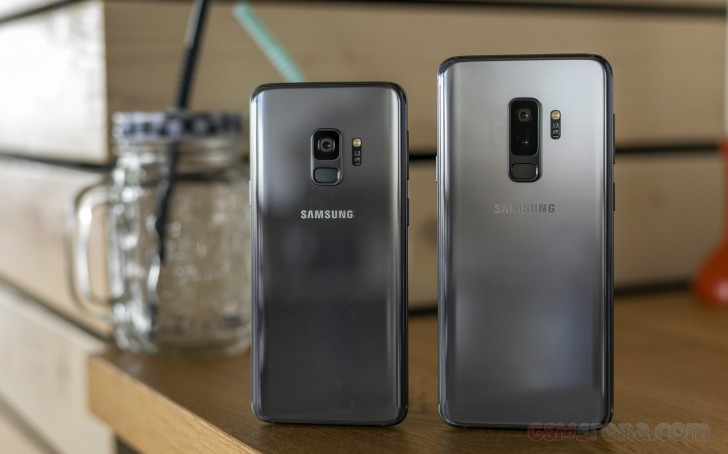 Verizon's Galaxy S9 and S9+ are now getting the Android 9