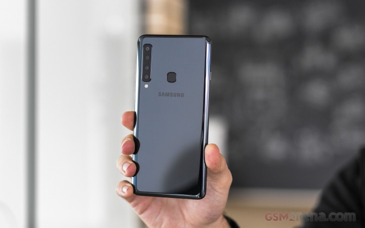 Galaxy A8 (2018) and Galaxy A9 (2018) Android Pie update is
