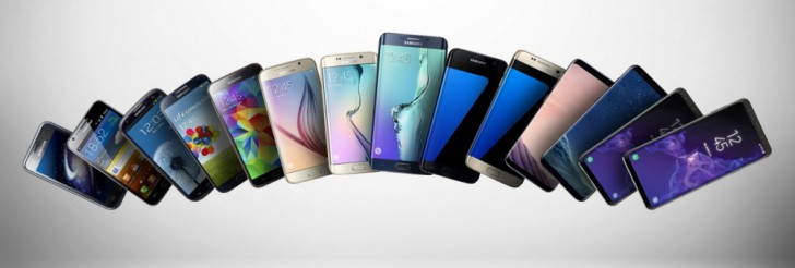 Samsung remembers its past milestones as Galaxy nears its 10 year anniversary