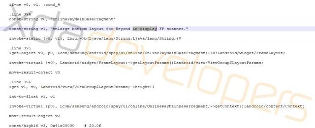Samsung Pay source code
