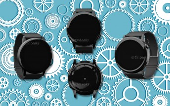 Renders of next Samsung Gear Sport smartwatch show a more rounded design