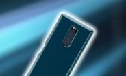 Sony Xperia XZ4 design revealed in Olixar case images