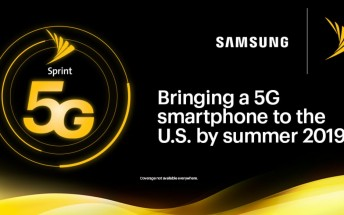 Sprint is launching the 5G Samsung Galaxy S10 in the summer