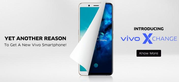 vivo launches Xchange trade-in program in India - GSMArena