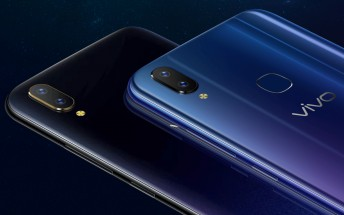 Android 9 in development for the vivo V11i, benchmark listing reveals