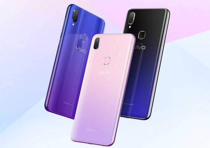 vivo Z3i with an IPS LCD panel announced - GSMArena.com news - GSMArena.com - panel, gsmarena, announced