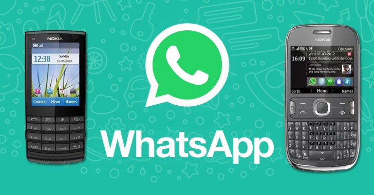 WhatsApp support for Nokia S40 phones ended - GSMArena com news