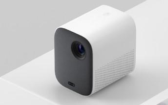 Xiaomi unveils Mi Home Projector Lite