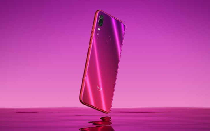 Xiaomi unveils the new Redmi Note 7