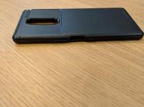 Side-mounted FP reader