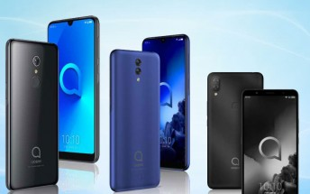 Half dozen alcatel phones leak ahead of MWC 2019
