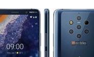 Android Enterprise listing confirms some Nokia 9 PureView specs