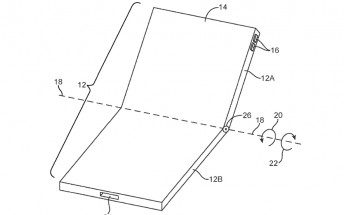Apple foldable display patent showcases multiple interesting designs