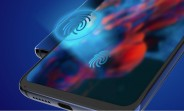 Archos Diamond announced with a pop-up selfie cam and UD fingerprint reader
