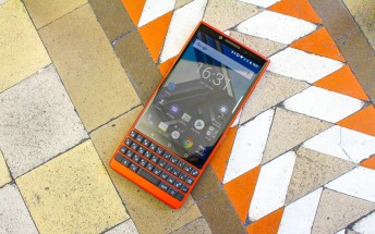 BlackBerry Key2 Red Edition hands-on review