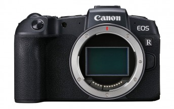 Canon EOS RP is a $1300 full frame mirrorless camera