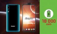 Energizer Power Max P18K Pop has an 18Ah battery, pop-up selfie cam