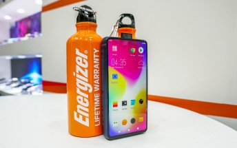 Energizer Power Max P18K Pop with 18,000 mAh battery now available through Indiegogo