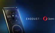HTC will start selling the Exodus 1 for cash
