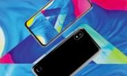 Samsung Galaxy A10 renders appear