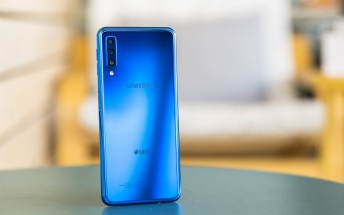Samsung Galaxy A7 (2018) enters the Android Pie beta program