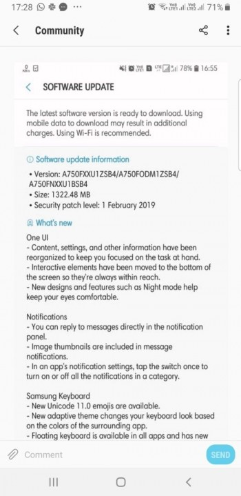 A7 Samsung Pie Android Beta Program The 2018 Enters Galaxy