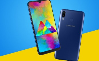 Samsung Galaxy M20 arrives to Europe, Ukraine gets it first